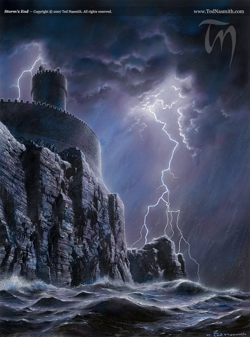 Fall Wallpaper Themes Storm S End Ted Nasmith