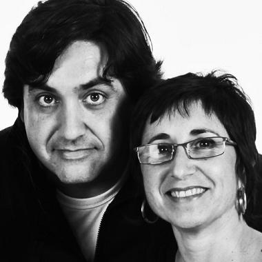 Virginia y Kike Marín