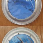 Paper Plate Porthole