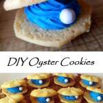 DIY Oyster Clam Cookies