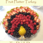 Fruit Platter Turkey