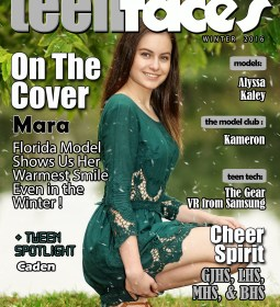Our Cover Model, Mara