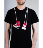 Hanging Shoes T-Shirt