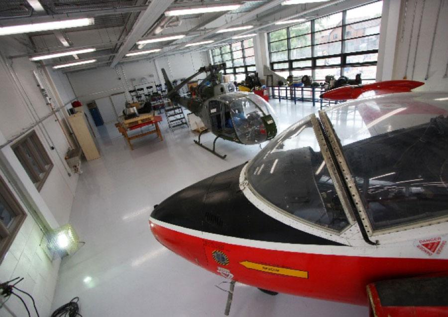 Teesside University - Undergraduate study - Aeronautical Engineering