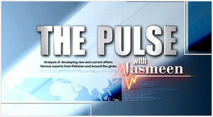 The Pulse with Jasmine on Business Plus Pakistan