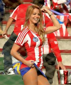 Bellezas de la Copa América