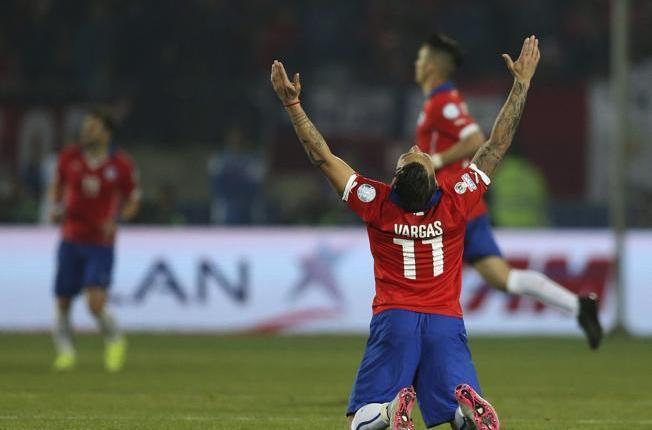 Chile vs Perú