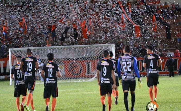 Águila 3-0 Sonsonate, Fecha 13 Apertura 2015