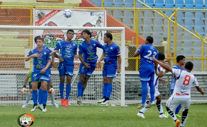 Atlético Marte vs Chalatenango 5 jornada 2 Apertura 2015