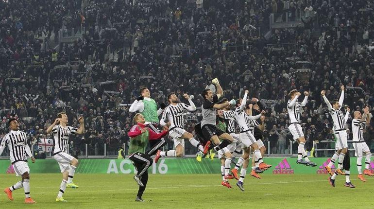 Juventus vence a Nápoli