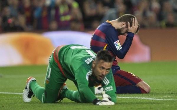 Barcelona pierde ante Valencia