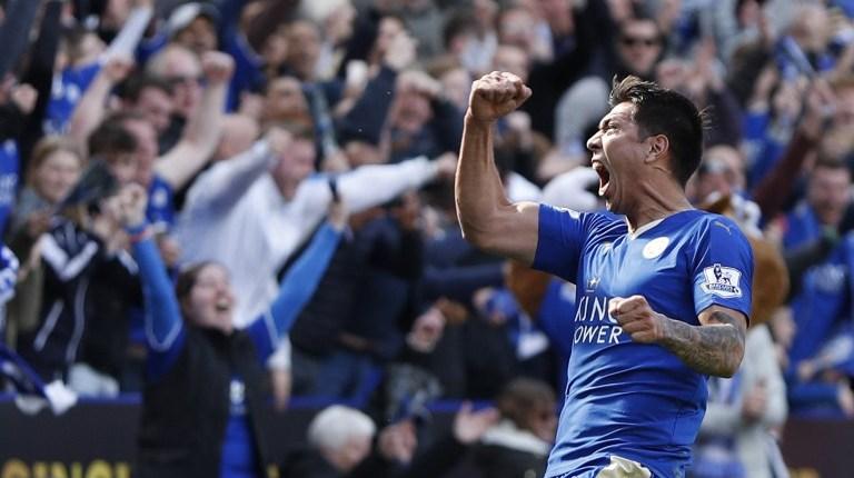 Leicester empata con West Ham