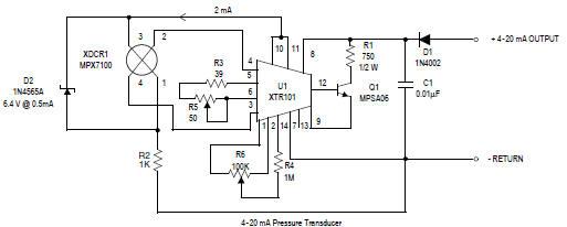 torque transducer wiring diagram