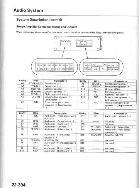 pontiac wave 2005 radio wiring diagram
