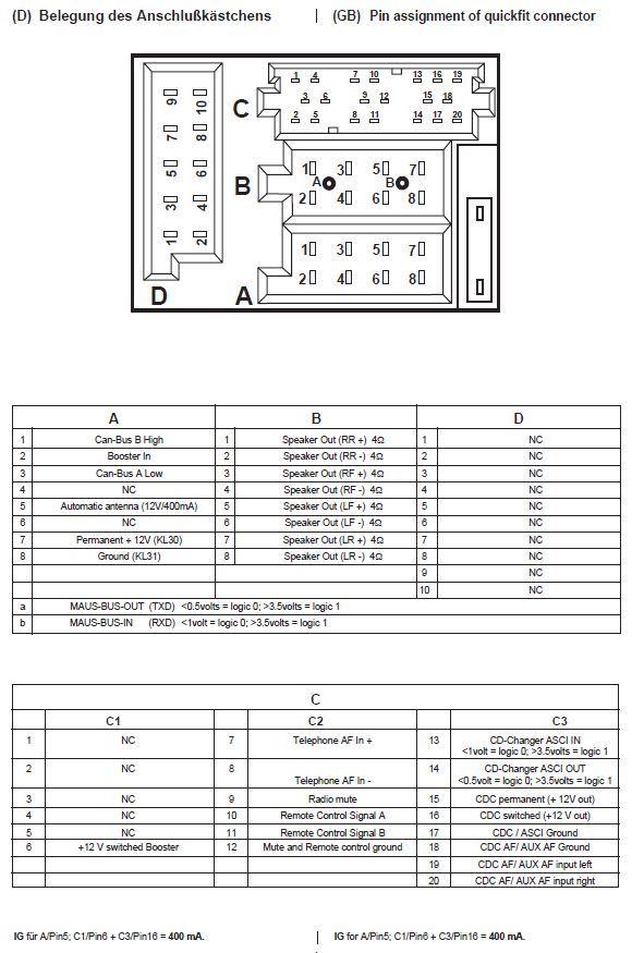 2002 Focus Blaupunkt Radio Wiring Diagram Wiring Diagram