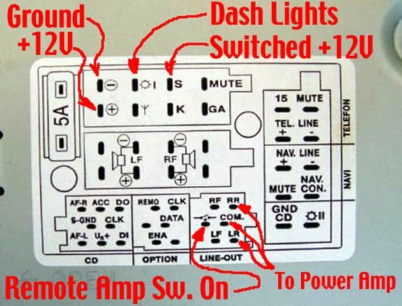 Auto Radio Wiring Schematic Diagram Electronic Schematic Diagram