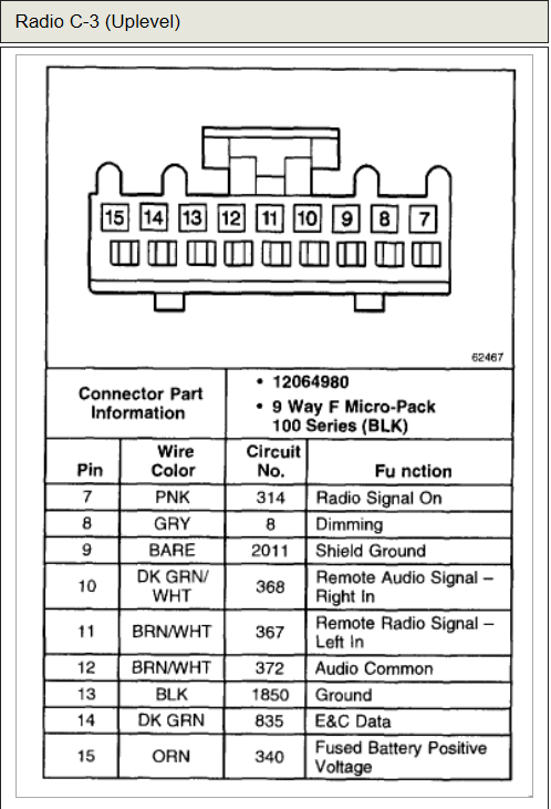 2000 chevy venture wiring diagram