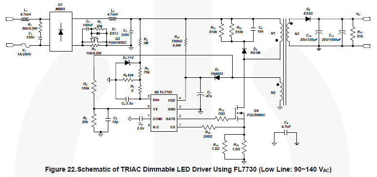 0 10v dimmer circuit diagram