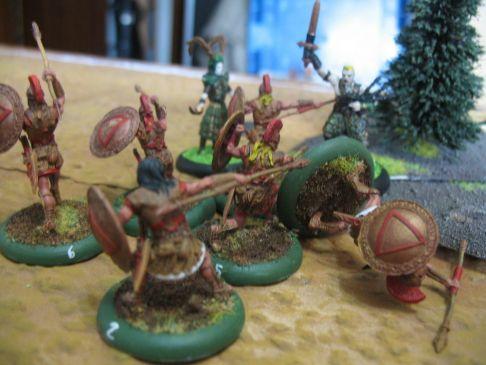 Angriff des Barden Runde 2