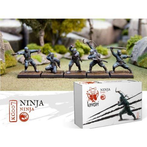 Ninjas der Kuge