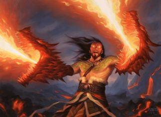 Sarkhans-Rage-Dragons-of-Tarkir-MtG-Art