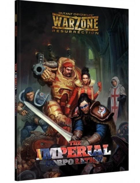 The Imperial Corporation ist das Armeebuch zur gleichnamigen Fraktion, welche nicht im Grundregelwerk enthalten ist.
