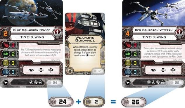 Neue X-Wing's im Anflug!