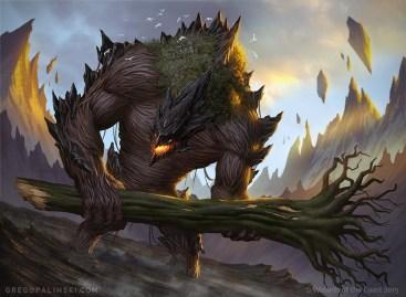 Grove-Rumbler-Battle-for-Zendikar-MtG-Art