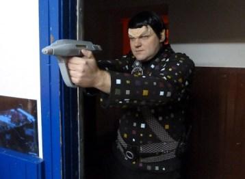 Einer der ewige Widersacher der Sternenflotte: Romulaner