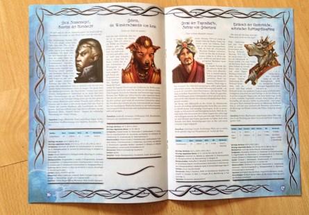 NSC-Heft berühmte Persönlichkeiten