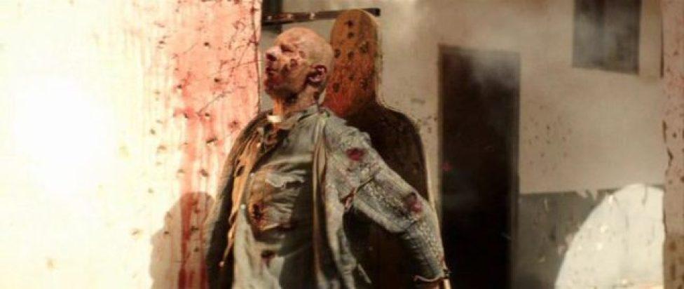 Zombies als Schießbudenfiguren