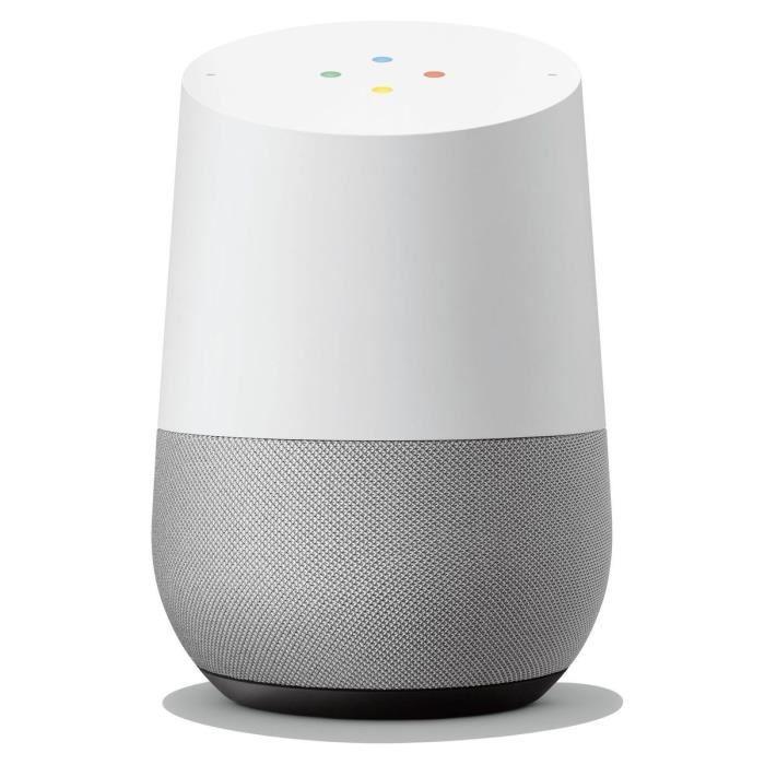 Google - Home - Smart Speaker with Google Assistant - Mac Tech