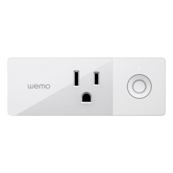 Belkin Wemo - Mini WiFi Smart Plug - Mac Tech Support Smart Home