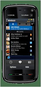 Nimbuzz para symbian