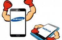 Nokia-vs-Samsung