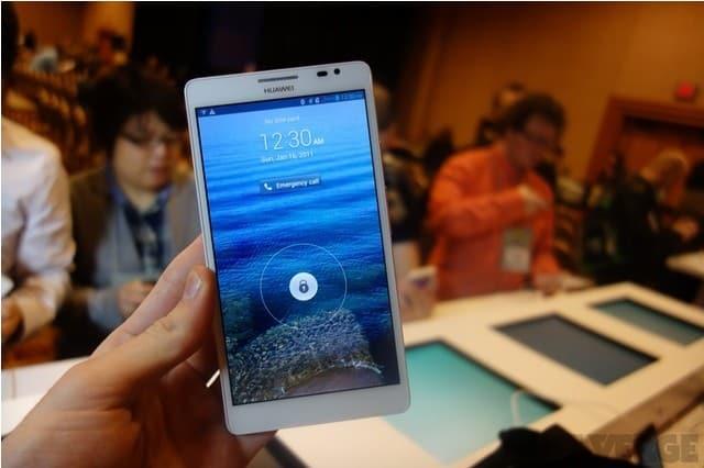 Ascend Mate: é um tablet ou um smartphone?