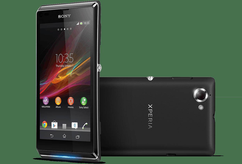 Xperia L - Novo intermediário da Sony