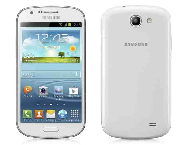 Galaxy Express - Caro, mas possui 4G.