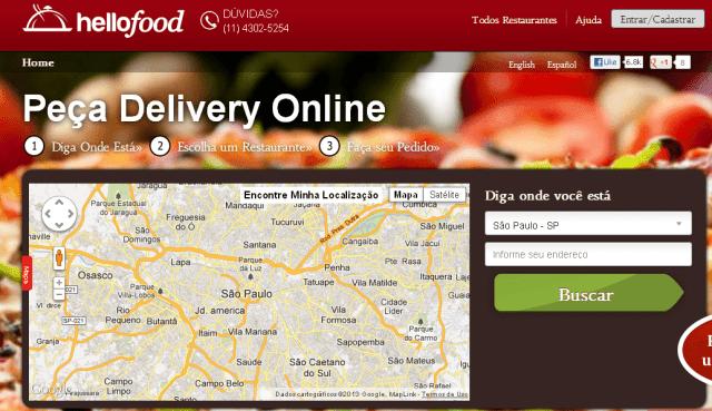 Portal Hellofood