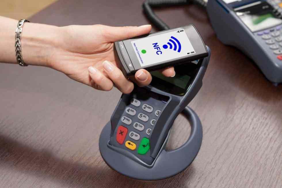 Pagamento com NFC