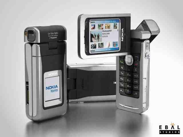 Nokia N90, uma central multimídia portátil