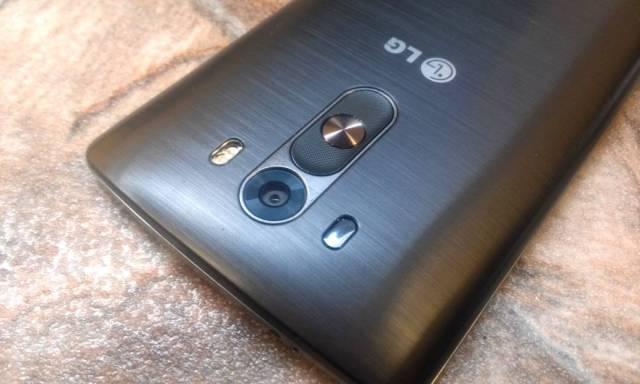 review LG G3 - camera
