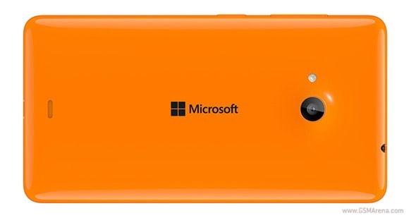 lumia 535 traseira camera