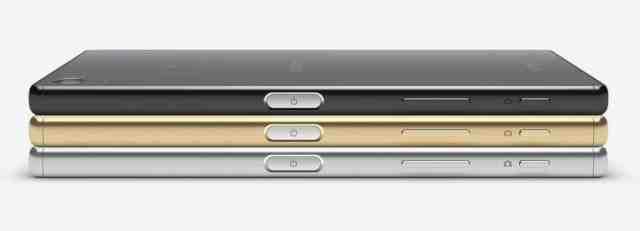 Xperia Z5 premium possui 3 cores disponíveis