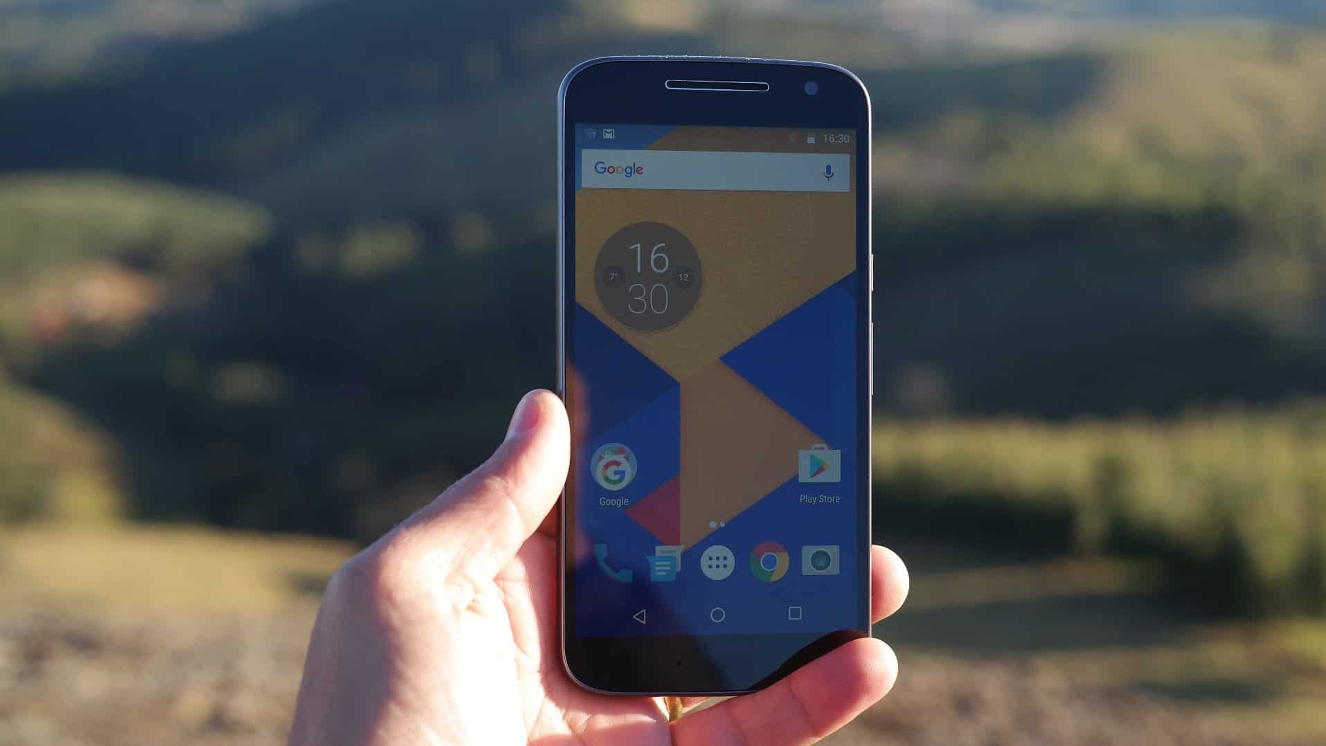 review moto g4
