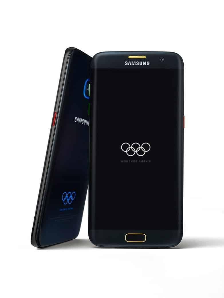 galaxy s7 Jogos Olímpicos