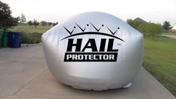 Sistema de protección anti-granizo