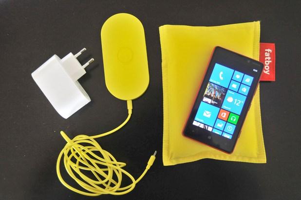 Nokia Lumia 820 - Carga inalámbrica
