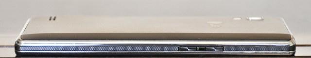 LG Optimus L9 - izquierda