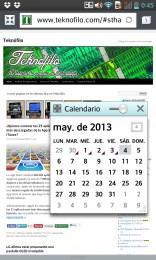 Aplic. QSlide de Calendario